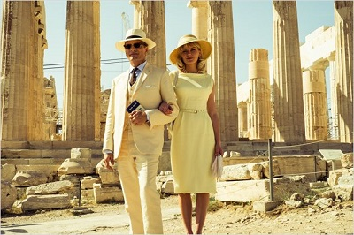 'The Two faces of january' : plein soleil sixties en M�diterran�e -- 10/06/14