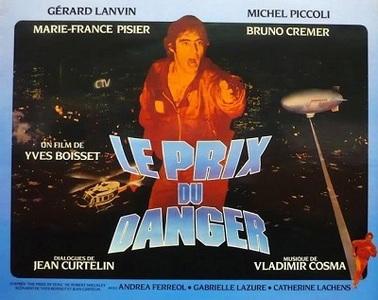 """""""Le Prix du danger"""" (1983) d'Yves Boisset, film prémonitoire sur  les dérives de la téléréalité avant même qu'elle existe..."""