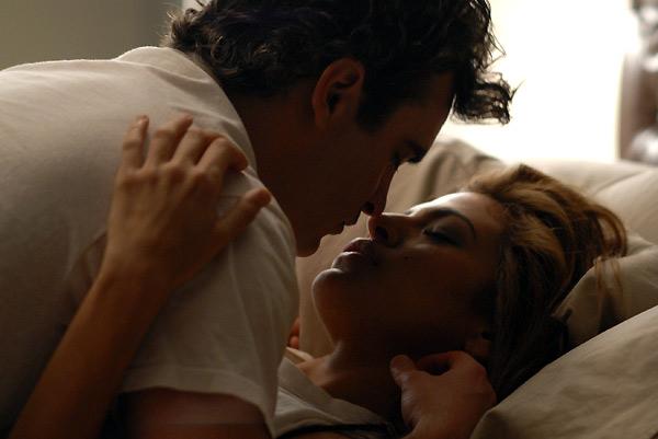 Joaquim Phoenix et Eva Mendes