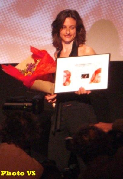 Anita Kavros, prix de la meilleure actrice