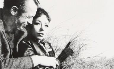 Albertine et Julien Sarrazin en 1967