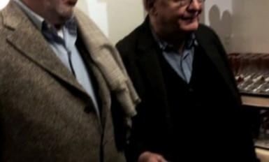 Hugh Hudson et Alan Parker