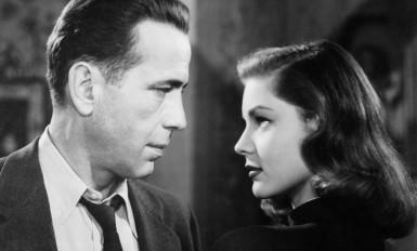Humprey Bogart et Lauren Bacall