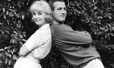 Joanne Woodward et Paul Newman