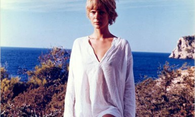 "Mimsy Farmer dans ""More"" (1969)"