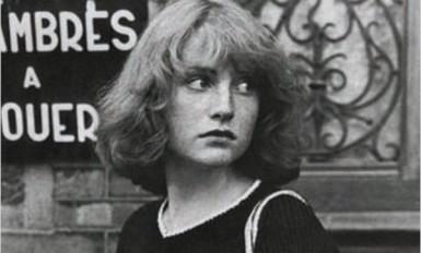 """Isabelle Huppert dans """"la Dentellière"""""""