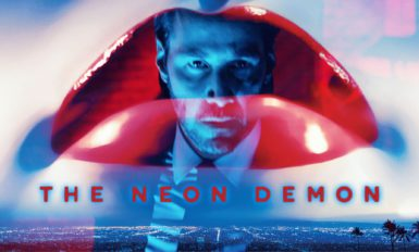 "Keanu Reeves dans ""The Neon Demon"""