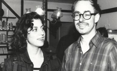 Alysia et Steve Abbotr