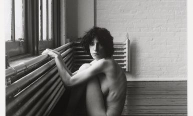 Patti Smith 1976 Robert Mapplethorpe 1946-1989 Accepted by HM Government in lieu of inheritance tax from the Estate of Barbara Lloyd and allocated to Tate 2009 http://www.tate.org.uk/art/work/P13083