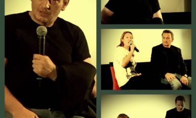 Rencontre avec Benoit Magimel et Emmanuelle Bercot chez CanalPlus