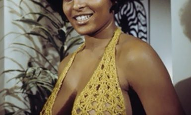 Pam Grier en 1967