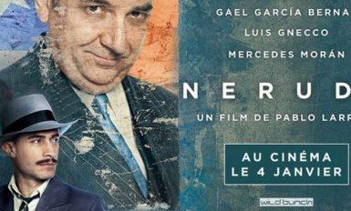 """""""Neruda"""" (photos Wild Bunch)"""