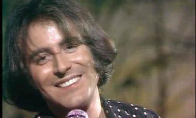 Michel Delpech dans les années 70