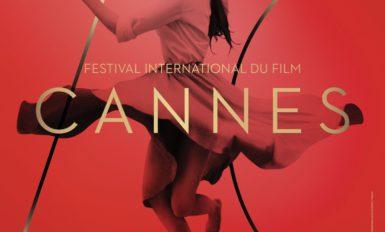 Affiche officielle du 70° Festival de Cannes