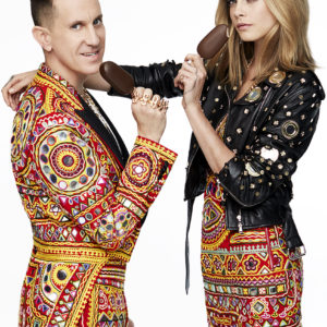 Magnum X Moschino - Jeremy and Cara 1
