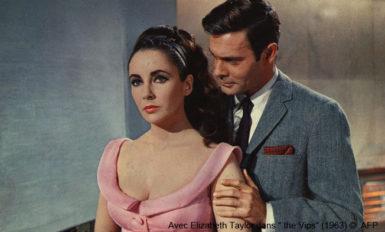 """The V.I.P.S"" avec Liz Taylor (1963)"