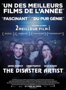 «The disaster artist » (photo Warner)