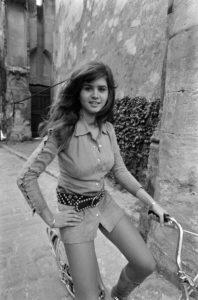 Maria Schneider à 19 ans