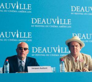 Jacques Audiard et John C Reilly / CP «Les Frères Sister»