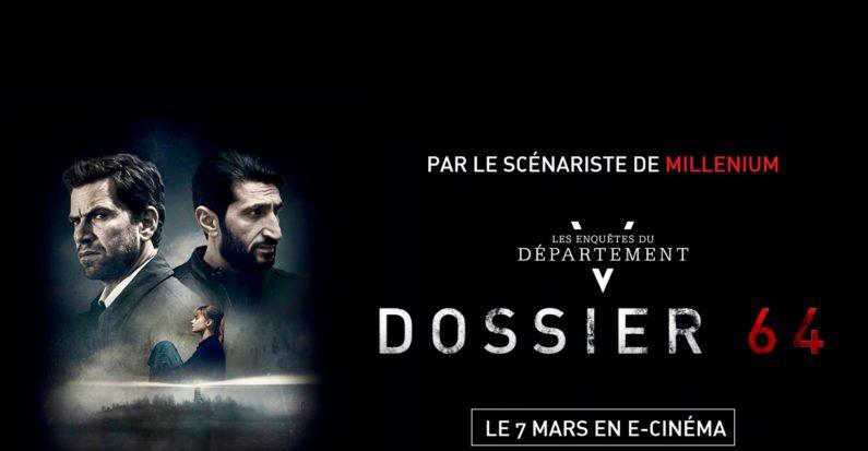 «Dossier 64» : bientôt la quatrième adaptation de Jussi Aldler-Olsen!