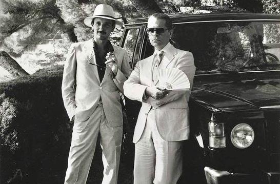 📚«Jacques de Bascher, dandy de l'ombre» : le seul amour de Karl Lagerfeld
